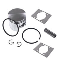 Replacement Piston Kit For HUSQVARNA 143RII Brushcutter Trimmer Engine W/Gasket
