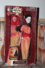 """Hidden Majesty Queen Amidala  Star Wars The Episode 1 Collection 1999 12"""""""