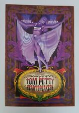 Tom Petty Fillmore Concert Poster 255 January 1997