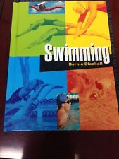 Top Sport Swimming By Bernie Blackall Hard Cover, New ISBN 157572841-9