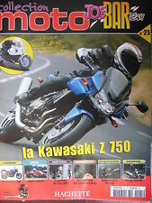 FASCICULE JOE BAR TEAM N°25 KAWASAKI Z 750  BUELL XB12X HONDA 125 PSi  LAWSON