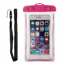 Luminous Glow Waterproof Underwater Pouch Dry Bag Case Cover for Cell Phone New