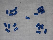 LEGO Technic - 21x 1/2-pin 1x1 corto 4274 BLU-connettore liftarm foro pietra