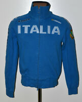 ITALY NATIONAL TEAM 2000`S RUGBY UNION JACKET JERSEY KAPPA SIZE L ADULT