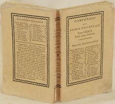 AMBROGIO LEVATI STORIA DELLA BARBARIA AFRICA 1826 GOLETTA TRIPOLI TUNISI ALGERI