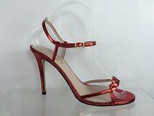 SJP Womens Red Heels 39