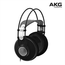 AKG Reference Studio Headphones K612 PRO Black Open-Back Over-Ear Soft Leather