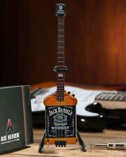 AXE HEAVEN Official Michael Anthony Jack Daniel's Bass Miniature Guitar Gift