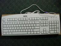 BenQ  PS/2 Keyboard I100-P New!