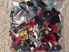 Lot of 350 + Random Lego Bricks from various sets, odd shapes & HTF pieces EUC