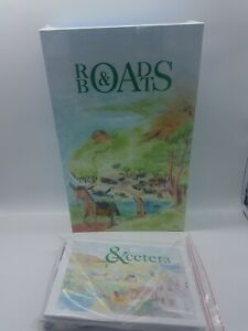 Roads And Boats Board Game  Fourth Edition With &cetera Expansion