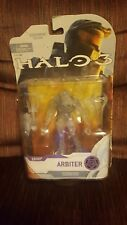 Halo 3 Series 4 Arbiter 6in Figure clear variant McFarlane Toys 2009