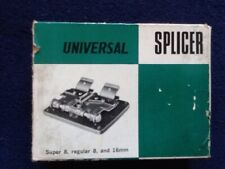 Universal Splicer Super 8 Regular 8 & 16mm Film Collectable