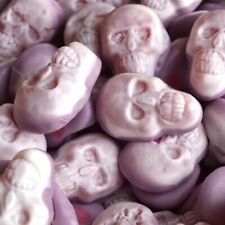 Jelly Filled Skulls Retro Sweets Party Wedding Favours Candy Buffet Pick n Mix