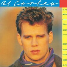 Al Corley - Square Rooms Brand New  24Bit Remastered & Expanded CD