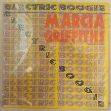 "Marcia Griffiths – Electric Boogie (Vinyl, 12"", Maxi 33 Tours)"