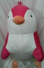 """Penquin/Animal•footRest•Chair•Toddler/Child•knit•Plush Stuff•Ride/Sit On•Toy•29"""""""