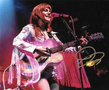 * JENNY LEWIS * signed 8x10 photo * RILO KILEY * THE POSTAL SERVICE * 7