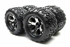 Stampede 4x4 VXL TIRES & WHEELS (4) Tyres) 3669A Traxxas #6708