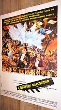 L' AVENTURE DU POSEIDON ! gene hackman affiche cinema 1972