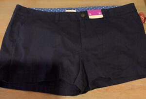 🌍 Merona Shorts Size 18,Inseam 3,Blue,New ‼️
