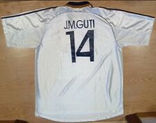 Camiseta Guti Real Madrid Adidas 1999-2000