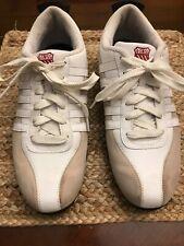 K-Swiss 186602 K-50 Training Shoes Sneakers White /Tan Mens 9