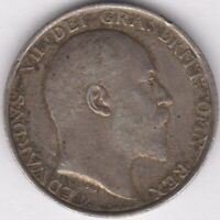 1910 Edward VII Silver One Shilling | British Coins | Pennies2Pounds