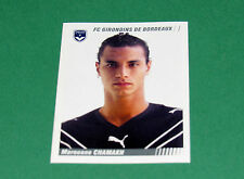 N°48 MAROUANE CHAMAKH GIRONDINS BORDEAUX PANINI FOOT 2009 FOOTBALL 2008-2009