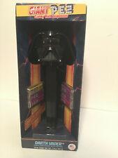 PEZ ~ Giant Candy Roll Dispenser ~ Star Wars ~ Darth Vader w/Sound