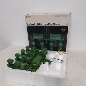 1/16 Ertl Precision Classics John Deere 494-A 4 Row Planter