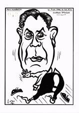 CPA Lardie caricature - CHARLES PASQUA (304352)
