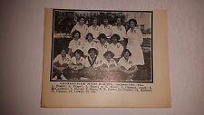 Gainesville Florida High School 1922-1923 Women's  Basketball Team Picture