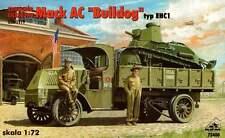 MACK AC BULLDOG TYPE EHC 1 - WW I TRUCK (U.S. ARMY/AMERICAN EF MKGS)  1/72 RPM