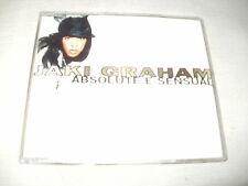 JAKI GRAHAM - ABSOLUTE E-SENSUAL - UK CD SINGLE