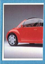 AUTO 2000 - SL - Figurina-Sticker n. 115 - VW CONCEPT 1 TDI 1/2 -New