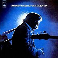 Johnny Cash at San Quentin CD ( 18 Track, 2005 Vinyl Classics Series )