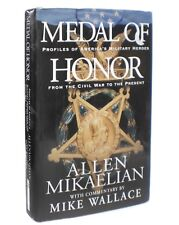 1st Printing MEDAL OF HONOR, Profiles of America's Heros from the Civil War, DJ