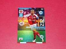 TACALFRED STADE REIMS DEFENSIVE ROCK FOOTBALL ADRENALYN CARD PANINI 2015-2016