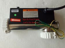 bathtub heater L shape H15-R2 - 1.5KW Output, 110-120volts 13AMP 48.5mm fittings
