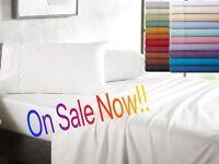 1800 Count Egyptian Comfort Sheet Set - 4 Piece Deep Pocket Bedding On Sale