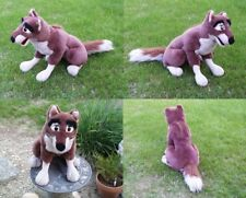 Balto Original Large Plush Wolf Dog From Universal Pictures 1995 Animated Movie