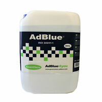 GreenChem AdBlue 20L Litre Universal Ad Blue for SCR & Filling Pouring Spout