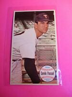 1964 Topps Giants #32 Camilo Pascual Minnesota Twins HIGH GRADE MINT