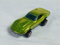 Restored Hot Wheels Redline - 1968 - Custom Corvette - Anti Freeze