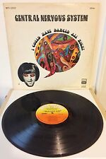 Central Nervous System I Could Have danced All night US 1968 Psych LP VG+