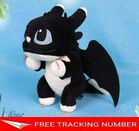 "8"" NIGHT LIGHT GIRL How to Train Your Dragon 3 DreamWorks Movie Doll Plush Toys"