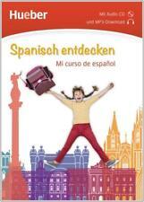 NEU: Spanisch entdecken - Der spielerische Sprachkurs für Kinder ab 7 Jahre