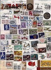 vintage Canadian CANADA postage stamps MNH LOT CN91