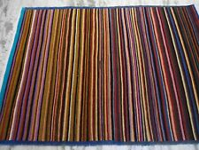 New Kashmir woolen area rug carpet India 7x5 abstract contemporary